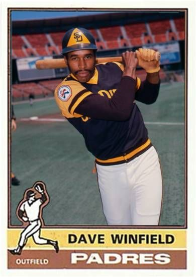 Dave Winfield San Diego Padres