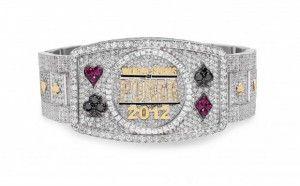 WSOP 2012 Bracelet
