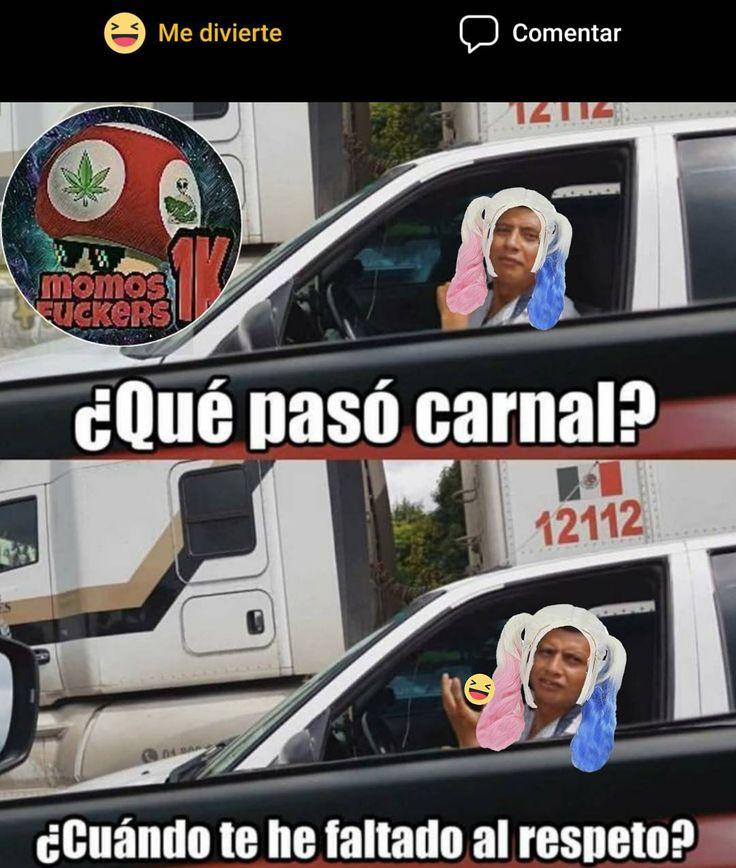 Stas unikas :v <re100 horneado> Team #LegionMomo  #momos #momo #meme #memes #momazo #momazos #momaso #sdlg #legionholk #humor #humornegro #re100horneado #sldg #repoio #memesenespañol #memesespañol  #tugfa #cmamo #cmamut #hailgrasa #momoscorp #seguidoresdelagrasa #momossad #chile #momos_4k #argentina #colombia #momingo #humorlatino http://quotags.net/ipost/1610960006143778822/?code=BZbR5chj6AG