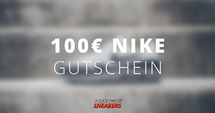 Hier findet Ihr alle Informationen und Regen zu unserem 100€ Nike Gutschein Gewinnspiel.