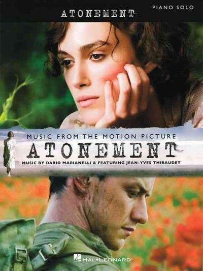 Atonement: Music From The Motion Picture Arranged For Piano Solo