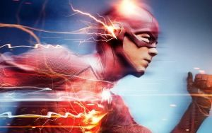 Preview wallpaper the flash, grant gustin, 2014