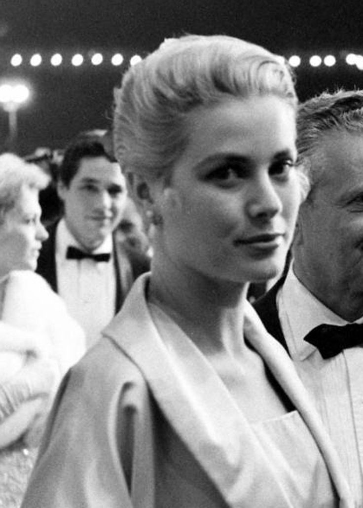Grace Kelly at the Academy Awards