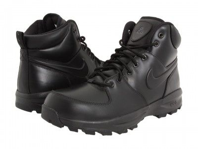 Nike Manoa Leather Mens Lace-up Boots
