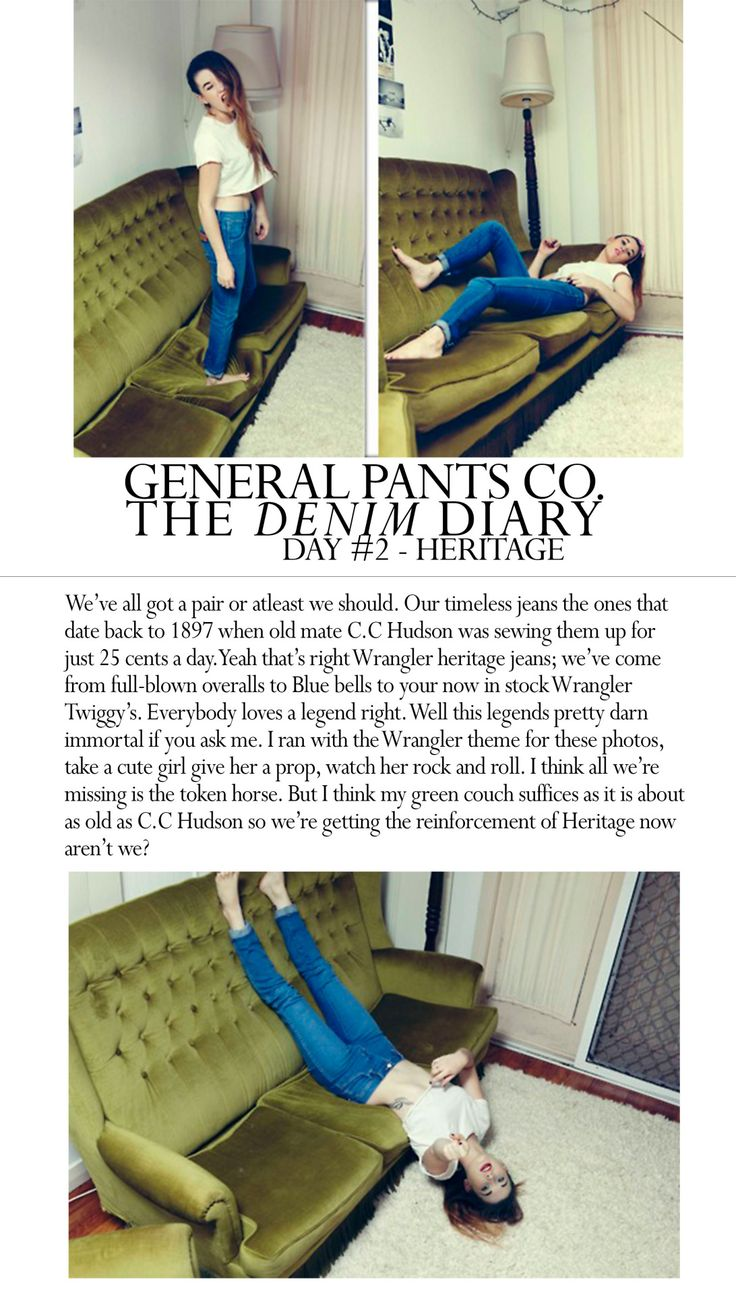 The Denim Diary