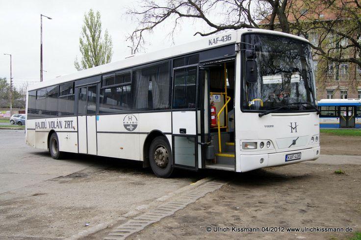 KAF-436 Debrecen Helyközi Autóbusz-Állomás 18.04.2012