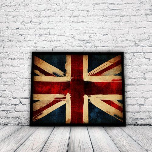 Union Jack Poster, Flag poster, Pop-Art Poster, British Poster, wall art, home decor, Britain, art, UK Poster, A3 Poster, un-framed by You Mother Punker, http://www.amazon.co.uk/dp/B00EUDUDN2/ref=cm_sw_r_pi_dp_onXYsb1B52EF2/280-3526969-0088524