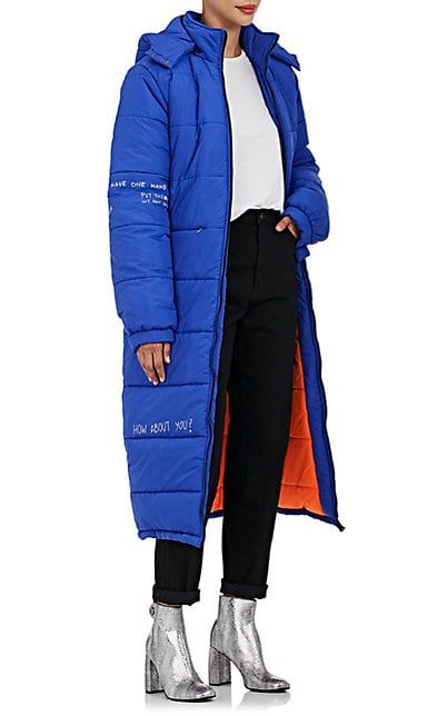 Mira Mikati Embellished Quilted Puffer Coat - Coats - 505321952