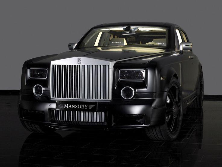 Wallpapers Rolls-Royce Phantom Cars Image #237947 Download