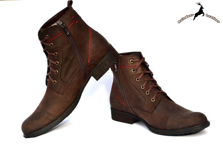 Classic High Ankle Premium Boot