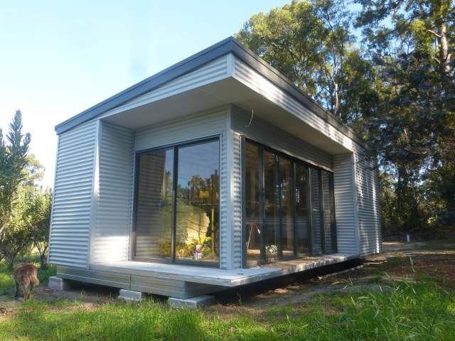 Image result for modular prefab 2 bed teenager retreat australia