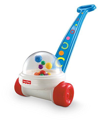 I love this corn ball popper, all my kids have had one. #HottestToys for one year old girls ♥ Best Christmas Toys for 1 Year Old Girls
