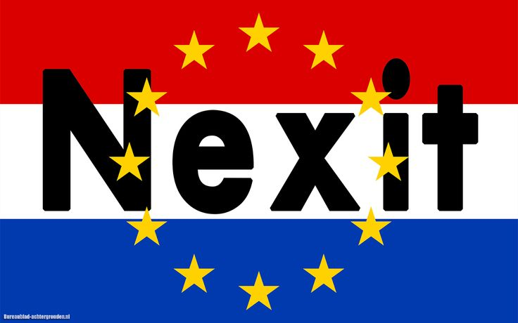 Will the Dutch be given a democratic vote? Not if the 4th Reich Fuhrer Merkel & her EU Gestapo have their way