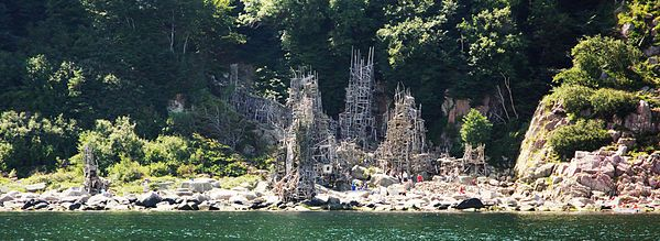 Ladonia (micronation) - Wikipedia, the free encyclopedia