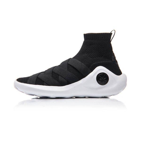 Li Ning 2017 Wade Samurai III Mens Slip-on High Stylish Basketball Shoes - Li-Ning Basketball Shoes - Basketball