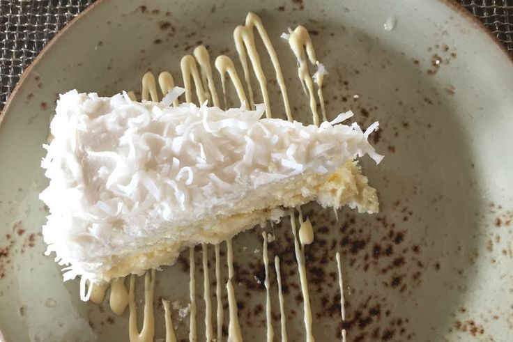 Top 5 Hawaii Must Eats - Halekulani Hotel's Coconut Cake
