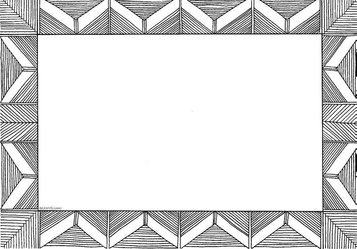 #zentangle #letter #psycho #doodle #wave #art