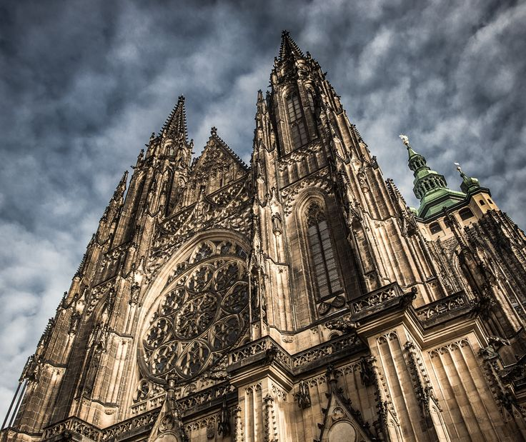 St. Vitus Cathedral, Prague by Silviu Pal on 500px
