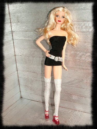 Even Barbie......