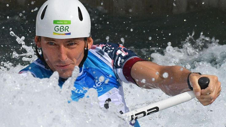 GB's David Florence through to final Canoe Slalom final
