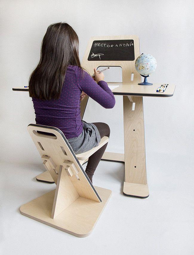 AZ Desk: contra la obsolescencia programada, por Guillaume Bouvet