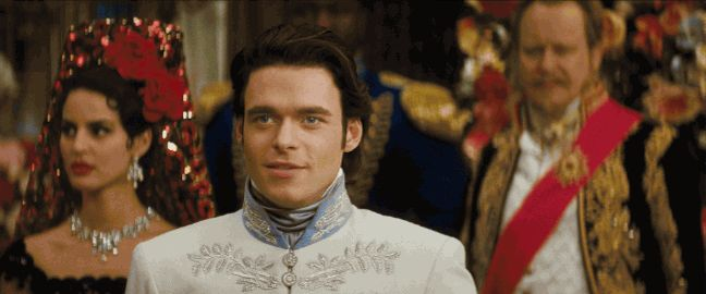All the Richard Madden GIFs from the Cinderella Trailer | Oh My Disney