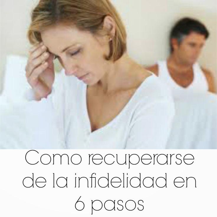 Amparo Bandera - Terapia: Como recuperarse de la infidelidad en 6 pasos