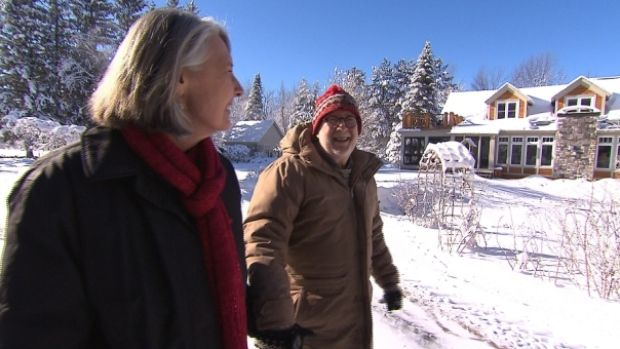 Louise Penny and her husband, Dr. Micheal Whitehead, spoke publicly about his…