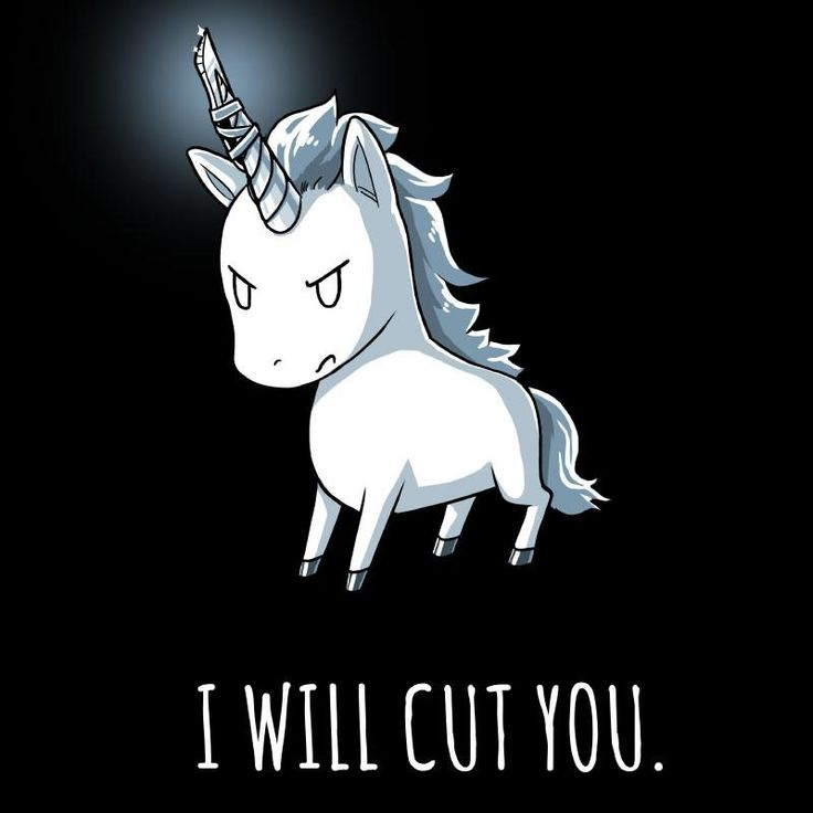 Stabby the Unicorn