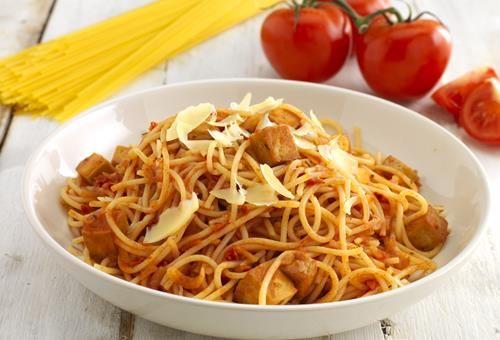 Vegane Spaghetti Bolognese | Knorr