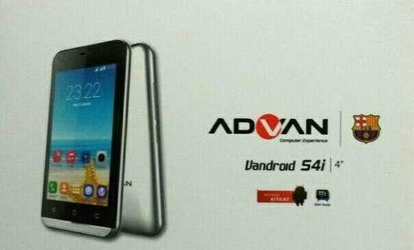Harga Advan S4i Update - Harga Smartphone ini sangatlah terjangkau, hanya dengan…