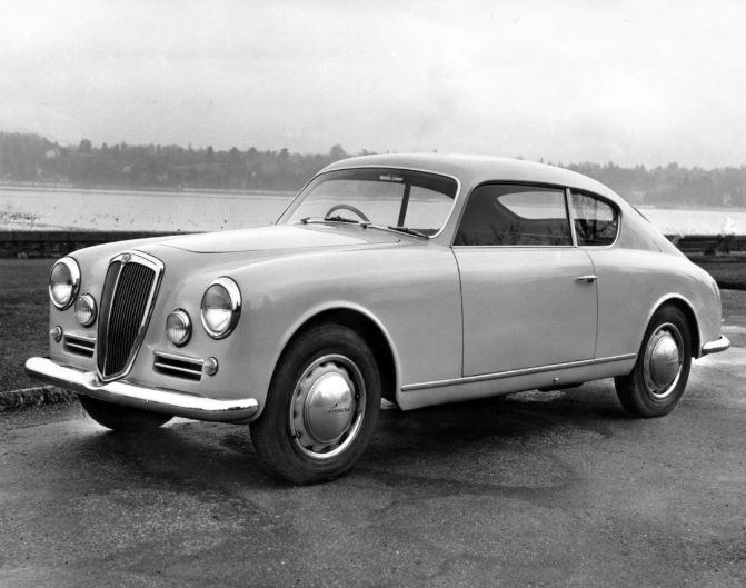 Lancia Aurélia B20 GT - 1954
