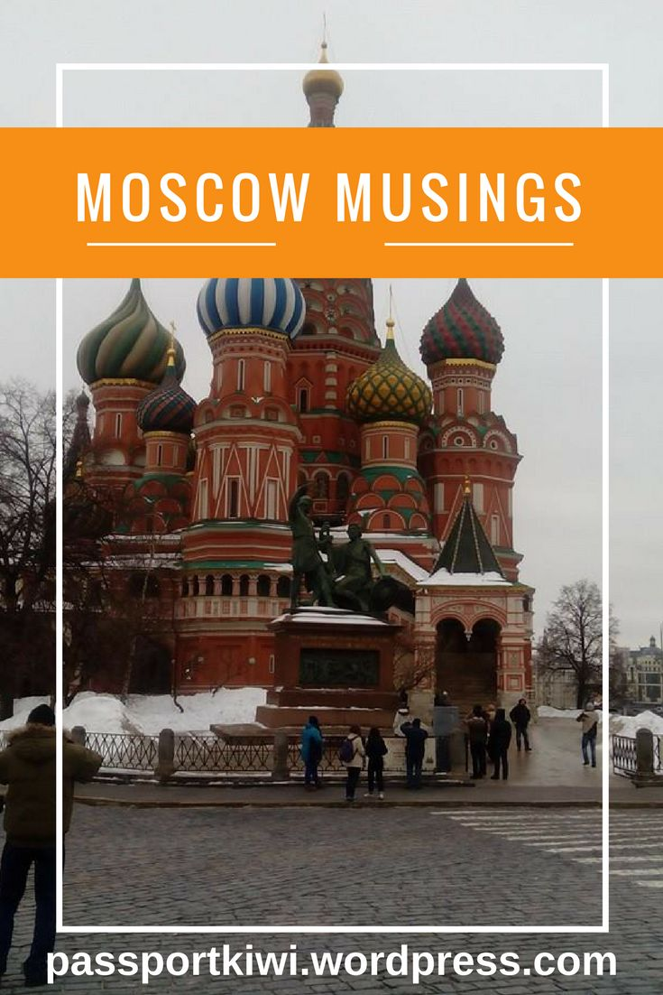 Moscow, Russia. Travel and adventure in Moscow is beautiful,cold, and so much fun! Check it out!