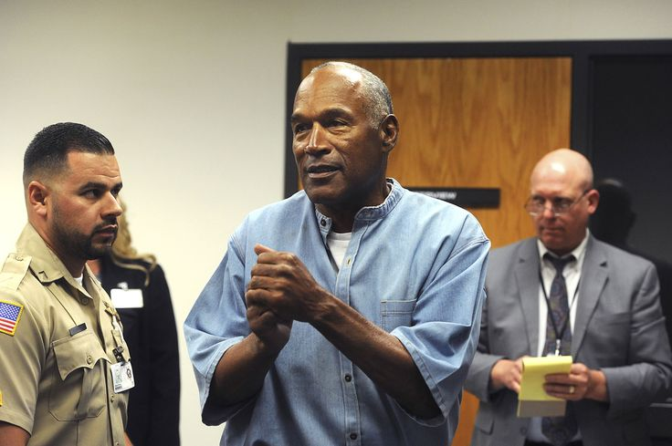 LAS VEGAS (AP) — O.J. Simpson will live in Florida after he is released on parole from a Nevada prison where he has been held for the past nine years for a robbery conviction, his lawyer said Friday.