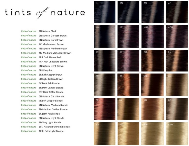 79 Best Images About Tints Of Nature Permanent Hair Colour