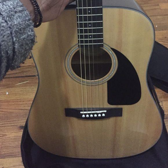 Fender Acoustic Guitar Fender Acoustic Guitar Guitar Fender Acoustic