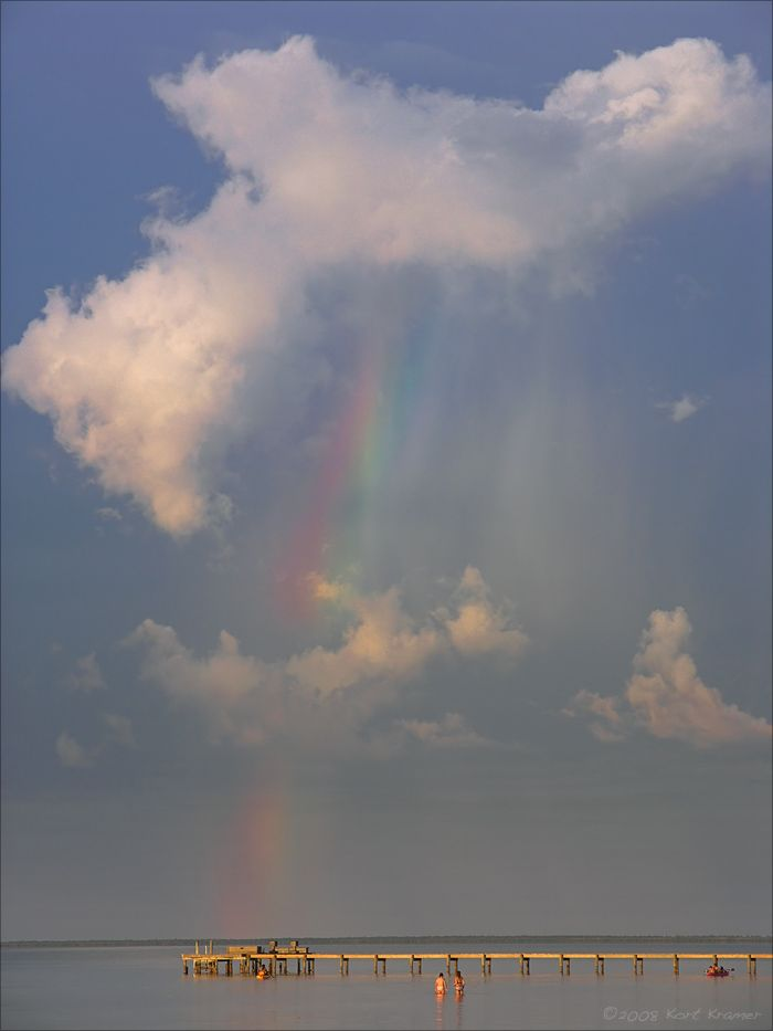 Raining Rainbows - Bokeelia, Pine Island, FL.