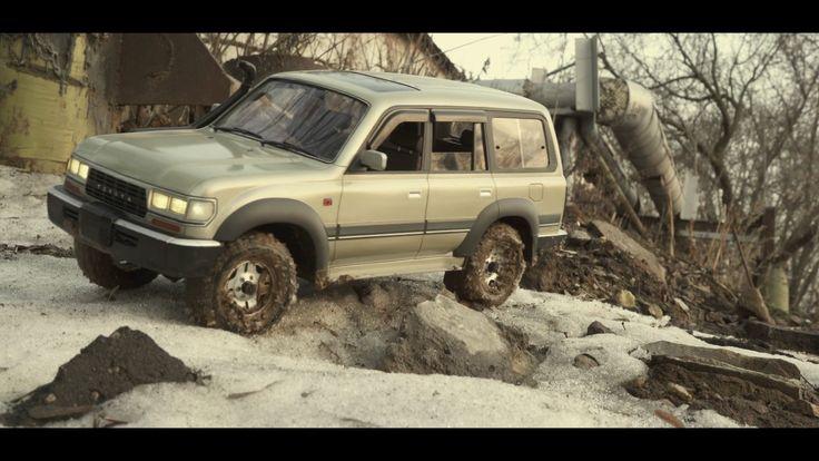 Toyota Land Cruiser 80 RC 4x4 big adventure