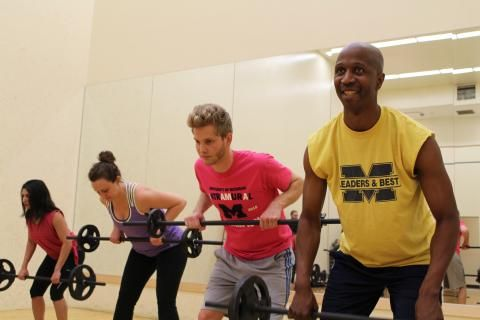 Did you know Rec Sports offers group fitness certification classes? Sign up today!