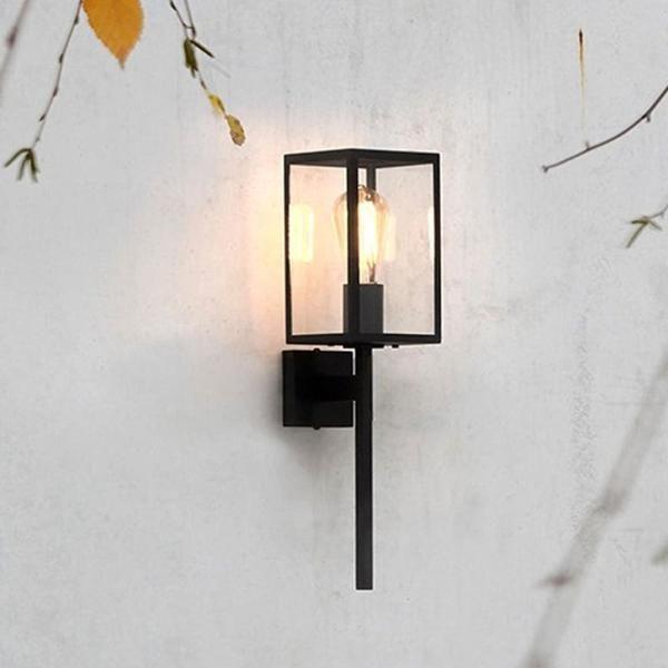 Modern Exterior Lantern Wall Light Wall Lights Modern Outdoor Wall Lighting Modern Lanterns
