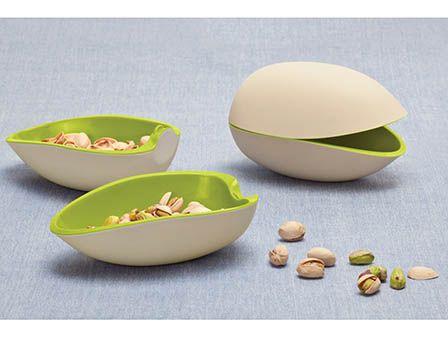 Pistachio - serving bowls 開心果食物容器@FingerShopping