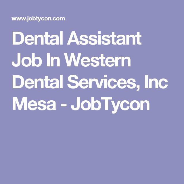 Las 25 mejores ideas sobre Dental Assistant Jobs en Pinterest - dental assistant job description