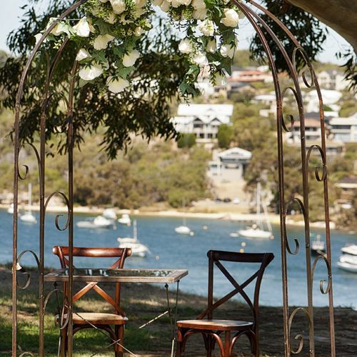 The Mosman Park Golf Club is a stunning riverside venue, the perfect location for your special day.  The Clubhouse is situated high above the Swan River, at Chidley Point, boasting 180 degree river views from Fremantle to Perth.  The Club's pristine manicured lawns, which surround the Clubhouse, provide the perfect setting for your intimate ceremony.
