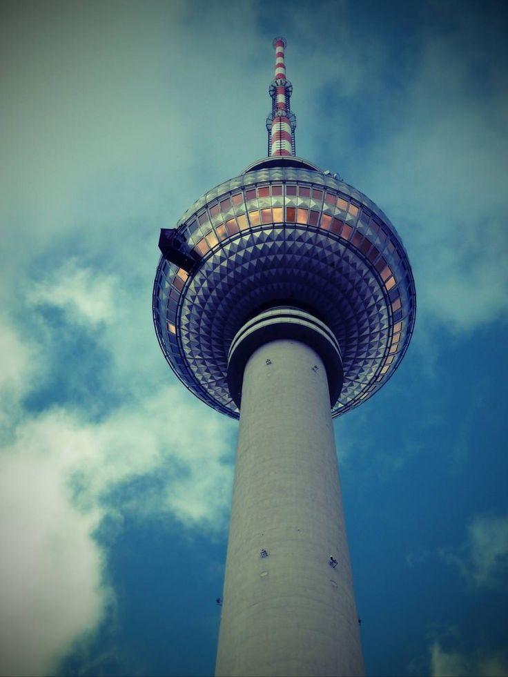 ★ Torre de la Televisión en Berlín