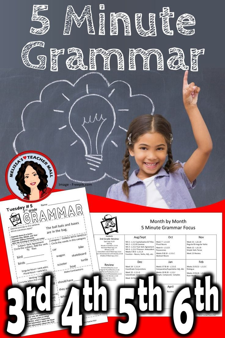 5 minute grammar daily grammar worksheets 4th grade practice and assessment fun educational. Black Bedroom Furniture Sets. Home Design Ideas