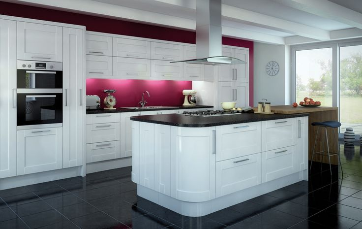 Leighton Gloss White