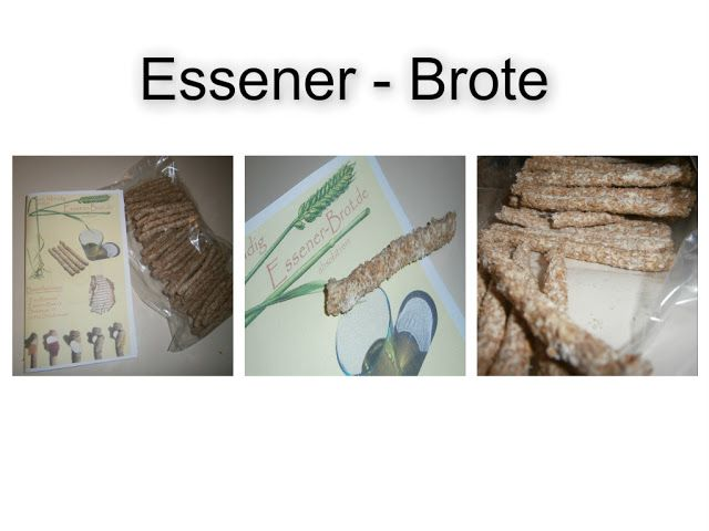 Ganz schön natürlich: Essener - Brot    Als ich auf diese Kleinen Brotst...