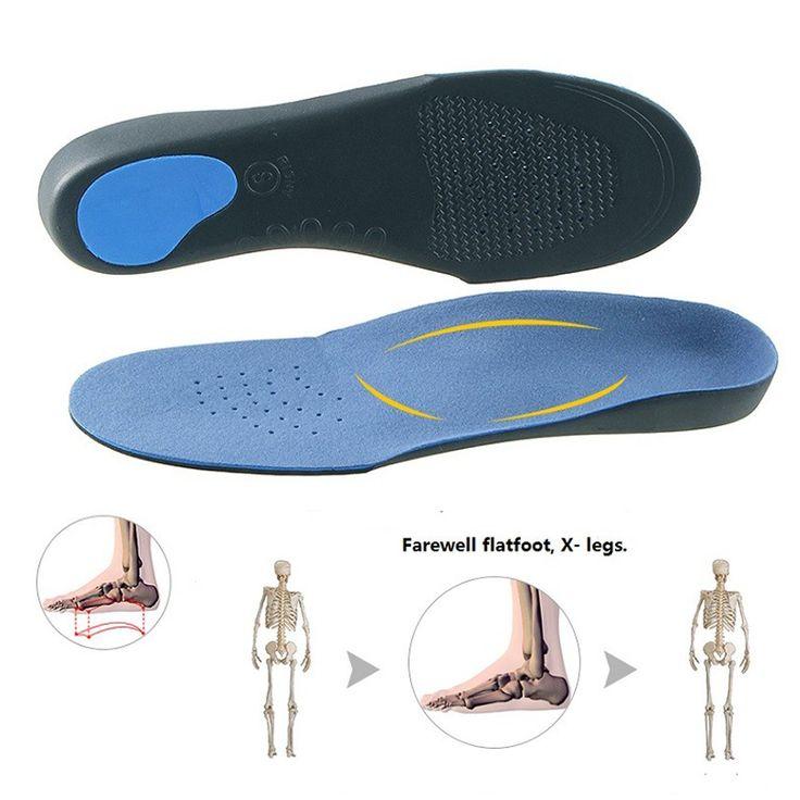 3d مريحة الاقدام المسطحة نعل تقويم العظام النعال للأحذية إدراج قوس الدعم وسادة ل التهاب اللفافة 2 قطع Z17201