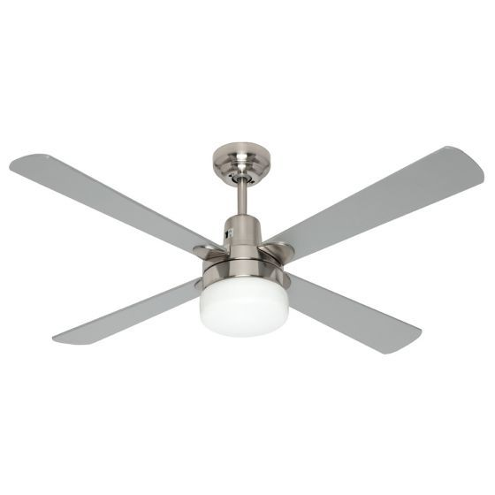 "Mercator Kimberley 48"" Ceiling Fan with Light & Remote"