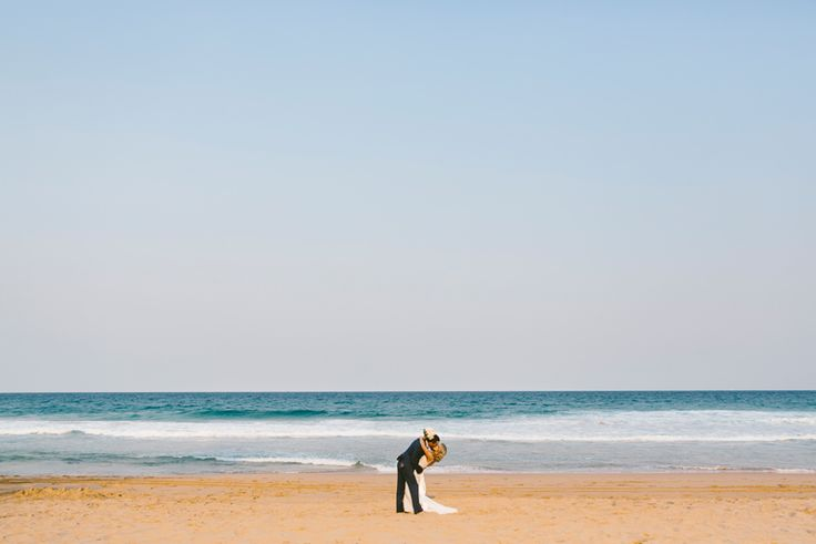 Palm Beach Sydney Wedding. Image: Cavanagh Photography